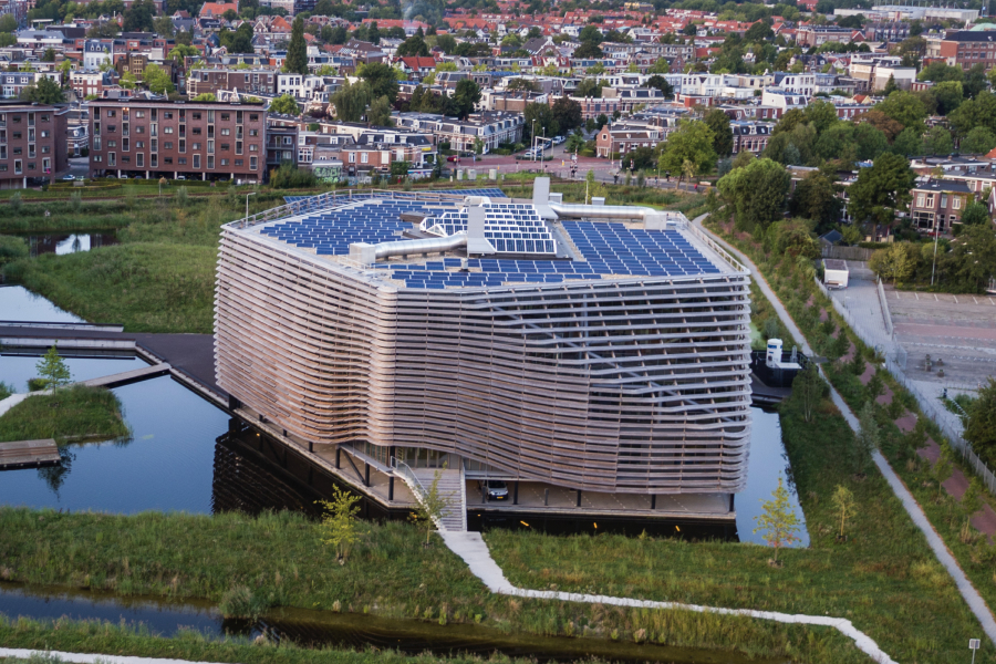 European centre of excellence for sustainable water technology